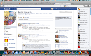 7 Años de(Retrospectiva) facebook interface late