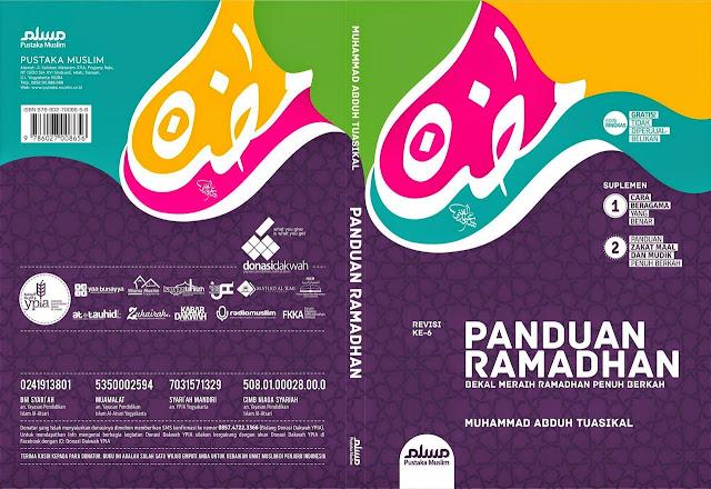 Mukomukoshare-Download PDF Buku Panduan Ramadhan 1436 H / 2015 M