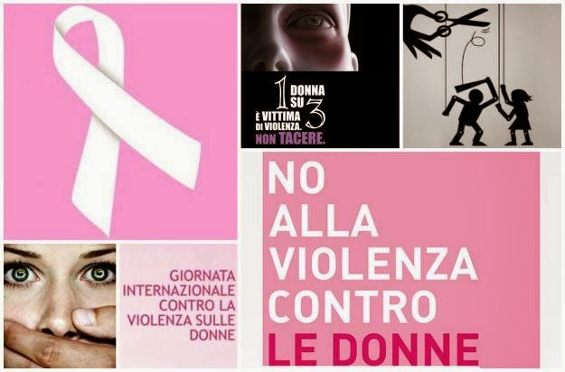 25 novembre 2013: giornata internazionale contro la violenza sulle donne