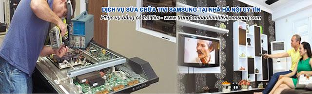 Dịch vụ sửa tivi Samsung tại nhà Hà Nội| 098.448.1990