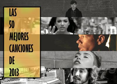Música: Las mejores canciones de 2013