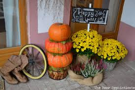 non scary halloween, fall decor