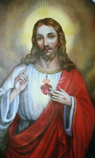 Corazon De Jesus Tattoo Por Moiseskampos Sagrado