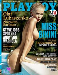 Playboy Polnia Janeiro 2012 download