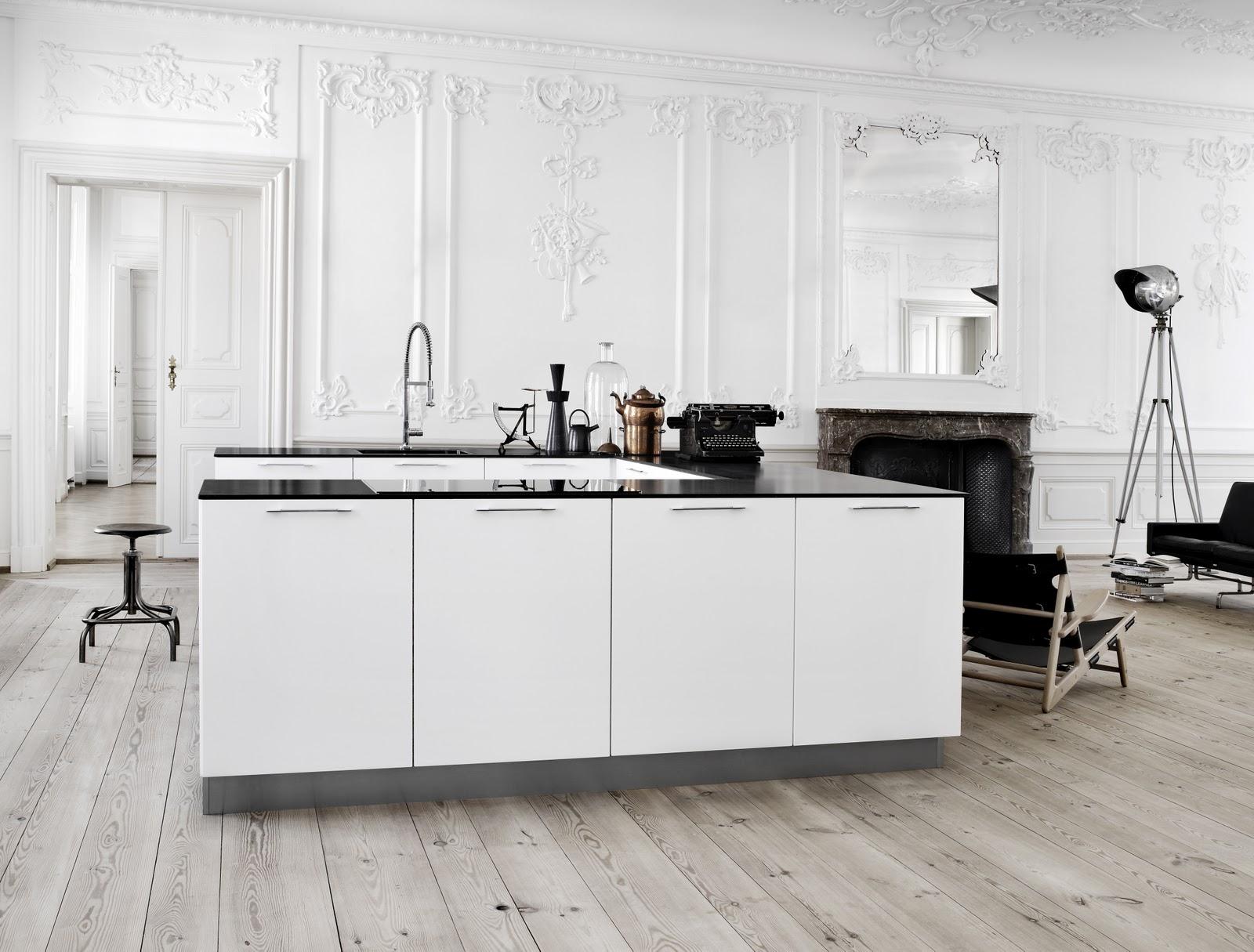 Deense Design Keukens : Funky Friday blog: Modieus Deens keukendesign ...