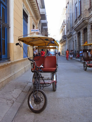 Cuban trishaw