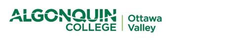 Algonquin College - Ottawa Valley