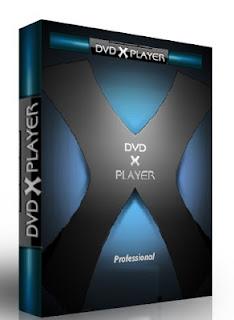 تحميل برنامج تشغيل الفيديو والافلام programs DVD X Player Professional
