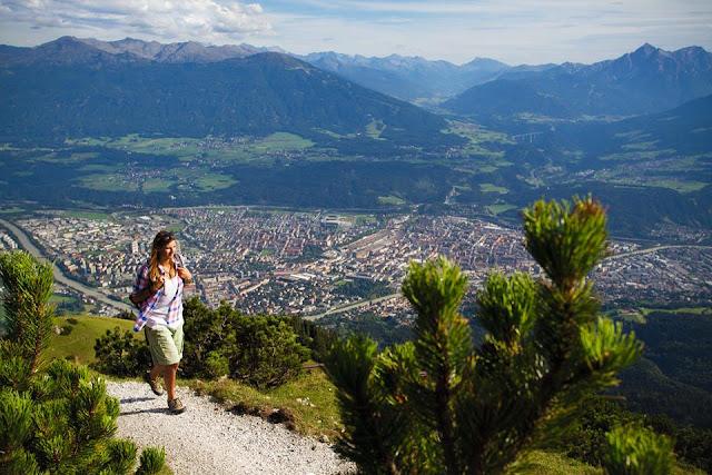 Hiking in Innsbruck