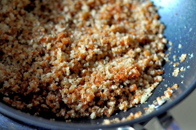 Toasted Panko | Taste As You Go
