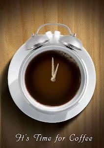 كل وقت هو وقت للقهوة .. للمزاج الرائق