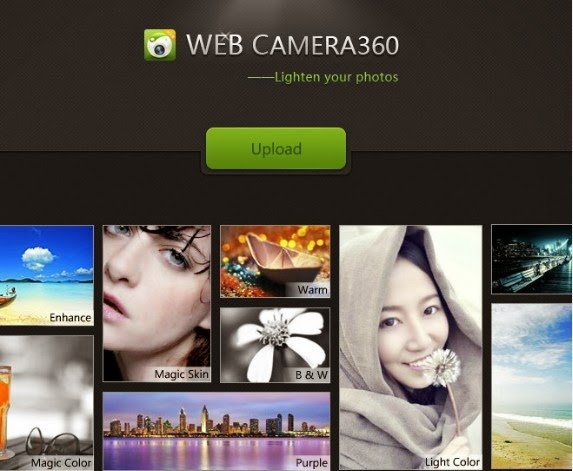 Free photo editing online, Camera360 app for Android and IOS, free apps,