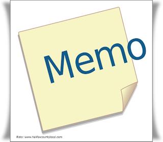 Pengertian Berita, Laporan, dan Memo