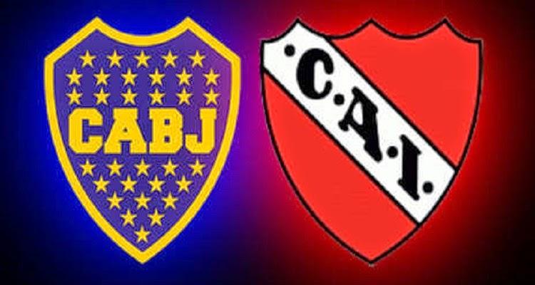 Historial Boca Juniors Vs Indepen Nte