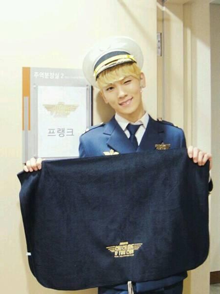 Key SHINee Pilot