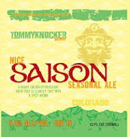 Tommyknocker Nice Saison Seasonal Ale