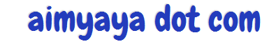 aimyaya dot com