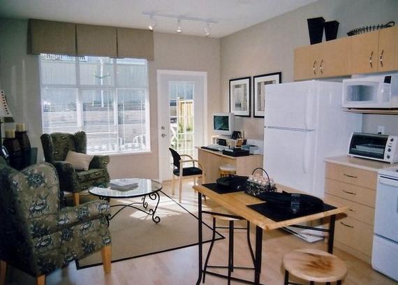 Inspirantes id es de d coration petit appartement d cor for Decoration petit appartement