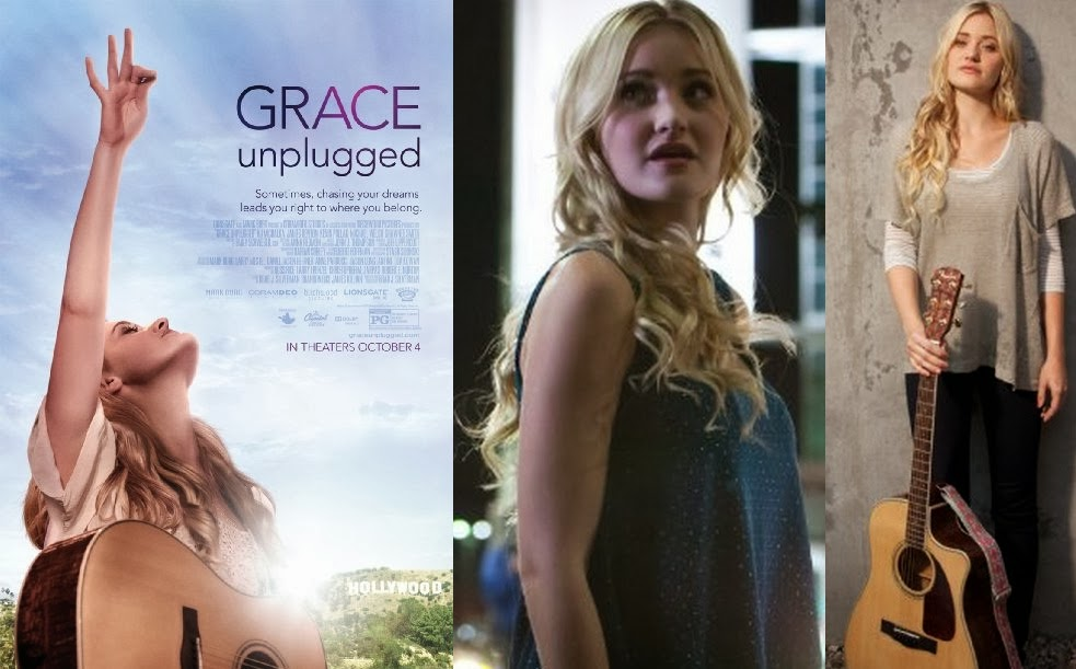Film Grace Unplugged (2013)