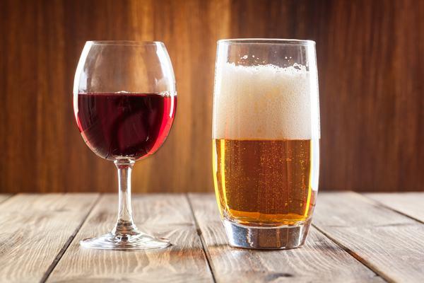 wine dan bir