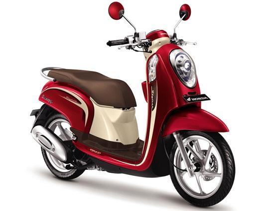 Spesifikasi dan Harga New Honda Scoopy Terbaru 2013