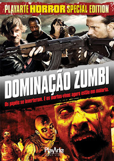 Dominao Zumbi Dominao Zumbi   DVDRip AVI Dual udio + RMVB Dublado