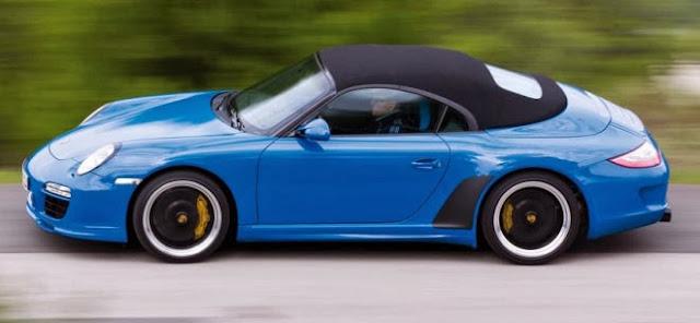 2010 Porsche 911 Speedster