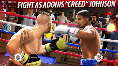 Real Boxing 2 CREED Apk + Full Game Data Free Zip Download