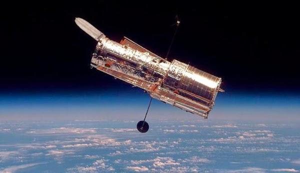 24 Tahun Lalu, Teleskop Hubble Diluncurkan ke Antariksa