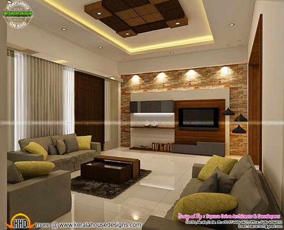 Living interior decor