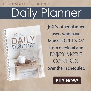 Need a planner?