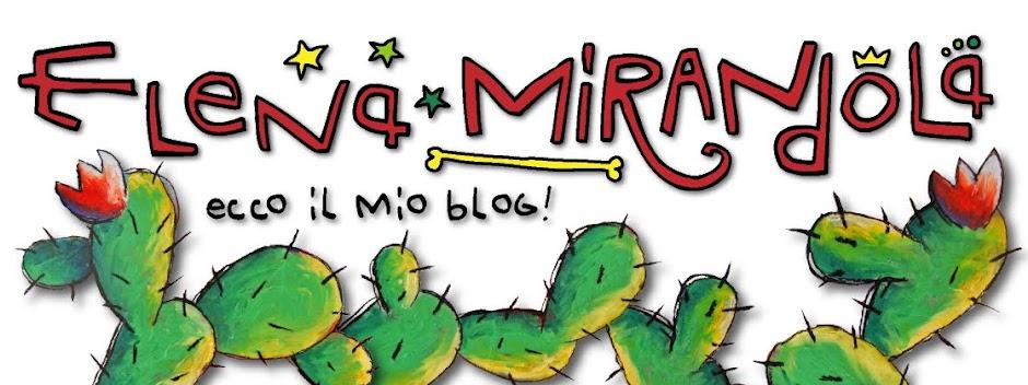Elena Mirandola blog
