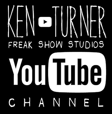 KEN TURNER YOUTUBE CHANNEL