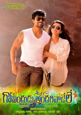 Watch Govindudu Andarivadele (2014) DVDScr Telugu Full Movie Watch Online Free Download