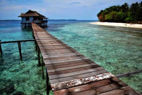 Objek Wisata Alam Pulau Karimunjawa Jepara Jawa Tengah