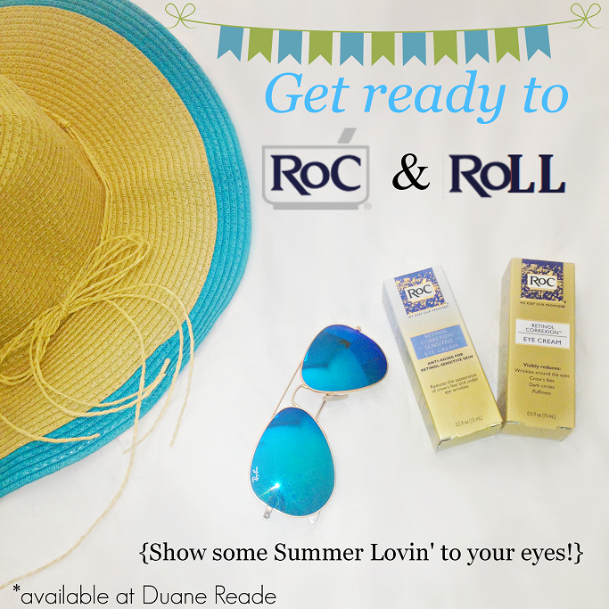 RoC Skincare, Duane Reade, #EyeHeartNy #Collectivebias #shop