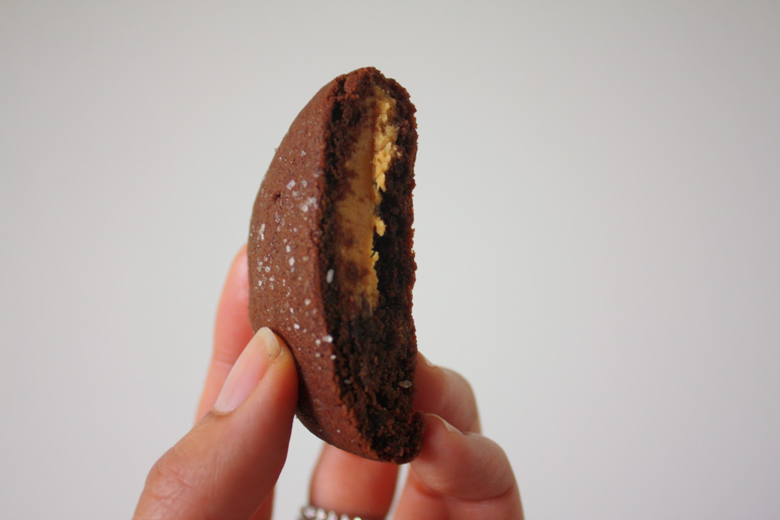 Peanut Butter, magic in the middle,cookies, recipe