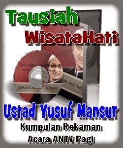 DVD Ceramah Ustadz Yusuf Mansur