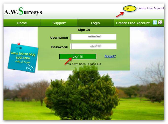 إربح موقع AWSurveys الشرح بالصور اثبات الدفع والمصداقية,بوابة 2013 Image3.jpg