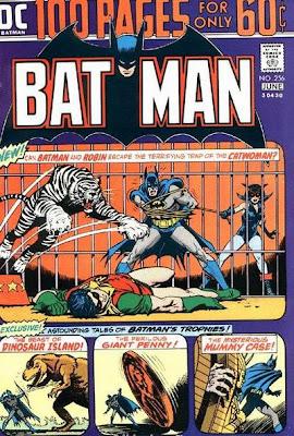 100 page Batman #256
