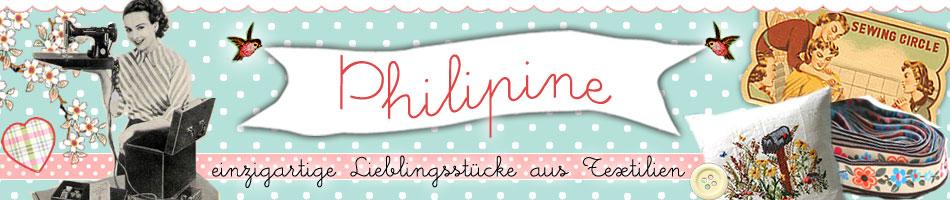 Philipine - einzigartige Lieblingsstücke