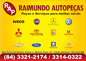 RAIMUNDO AUTOPEÇAS - MATRIZ