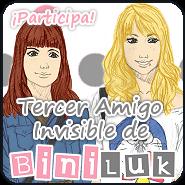 Tercer Amigo Bloggero Invisible de BiniLuk