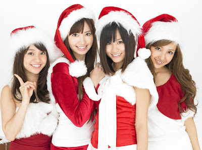 AKB48 - Santa's White X-Mas