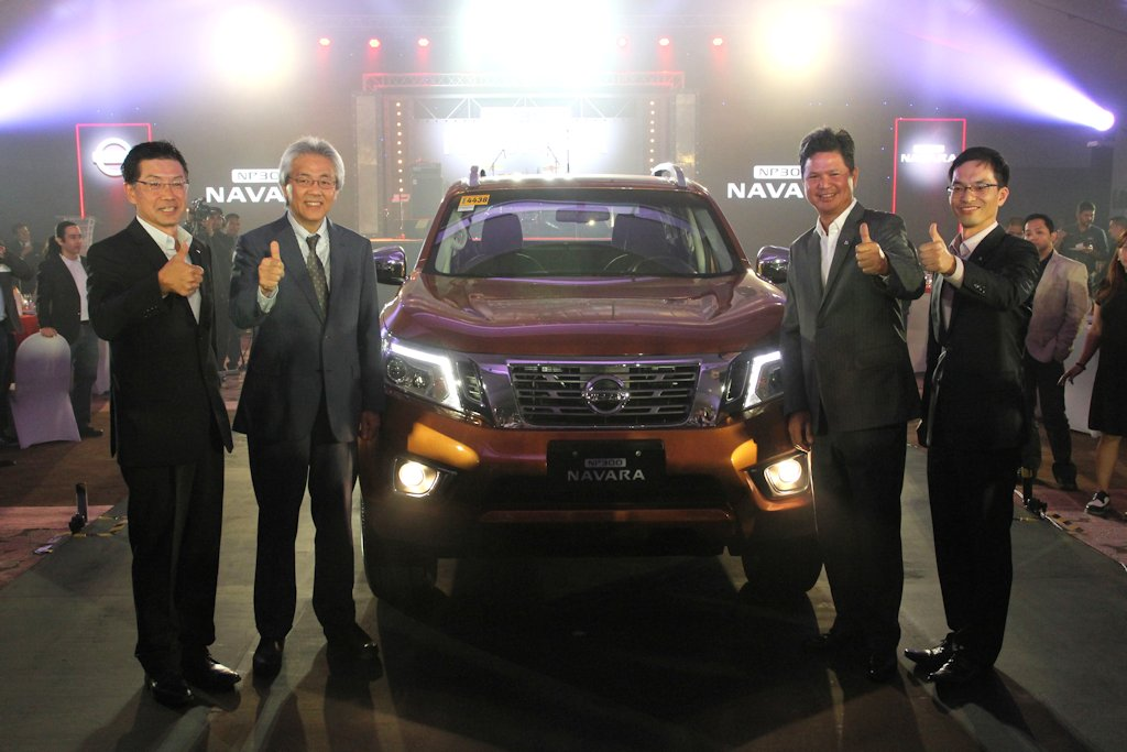 2015 Nissan Np300 Navara Ushers In The Philippine Pick Up Wars W