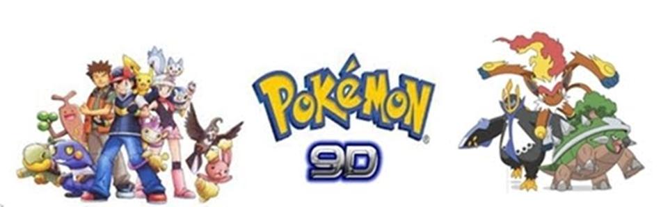 .::Pokémon 9D::.