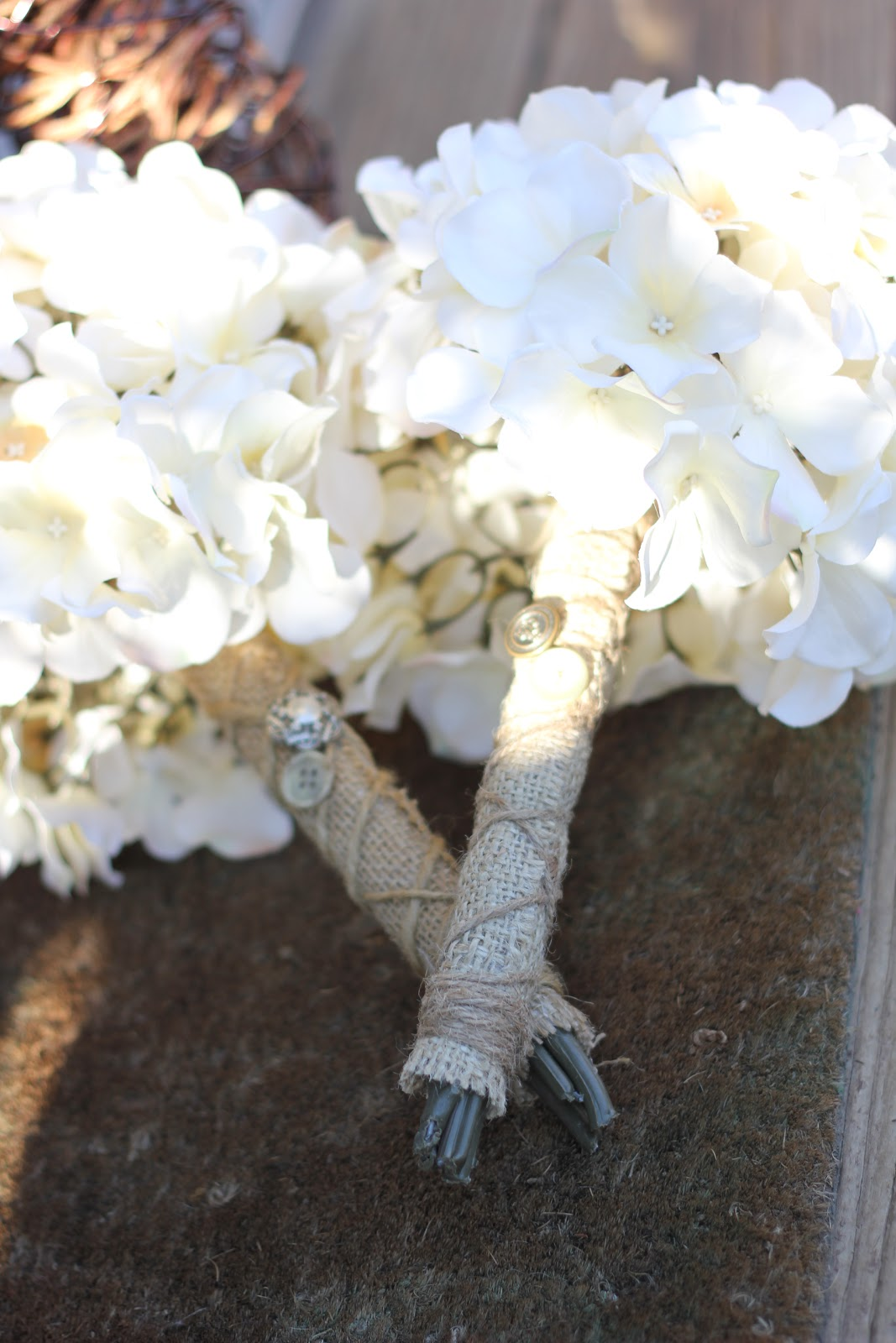 Defining Donnaven DIY Nosegay Bouquet