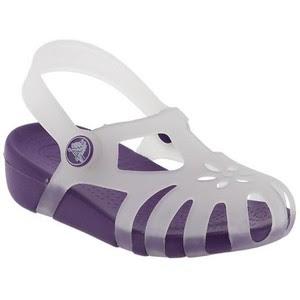 sandal crocs cewek keren