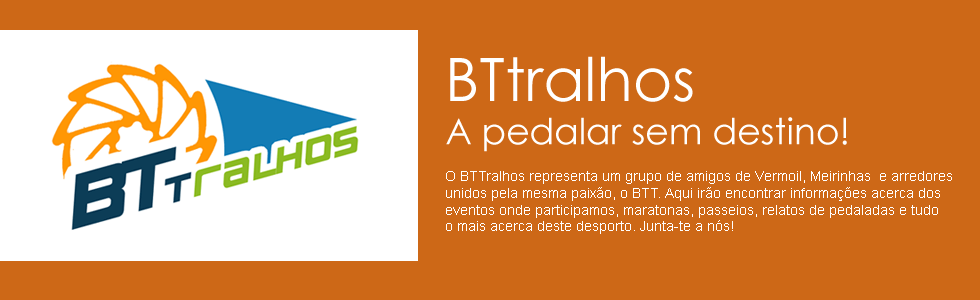 BTTralhos - Por trilhos de Vermoil, Pombal e sem destino!