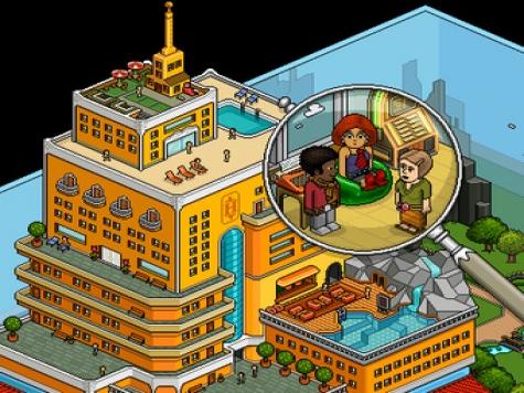 habbo hotel e: